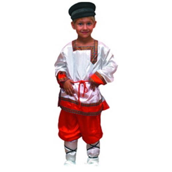 Карнавальный костюм Иванушка