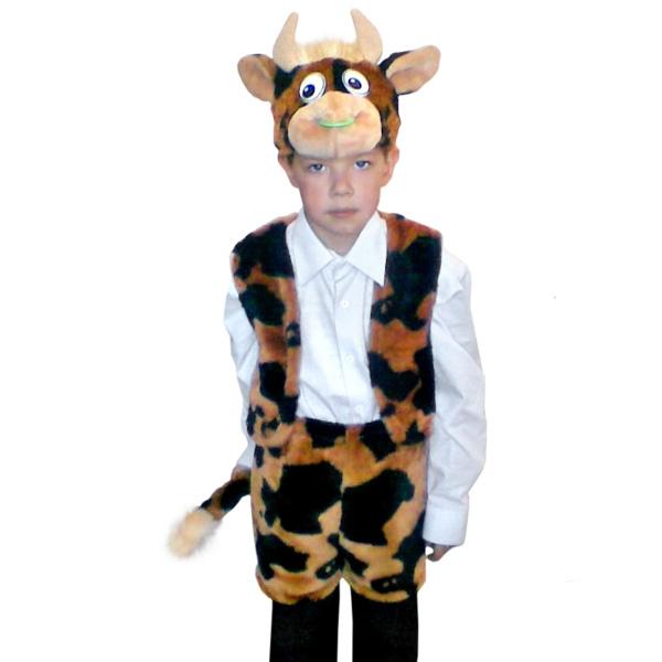Карнавальный костюм Бык
