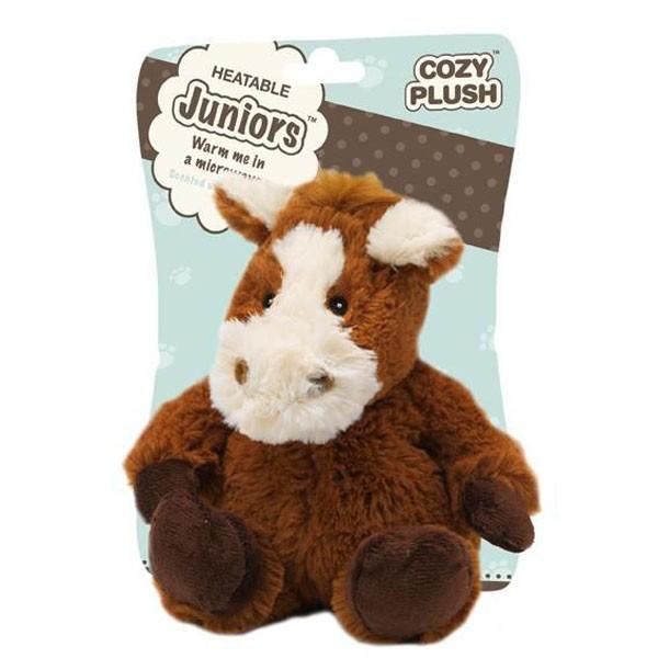 Игрушка грелка Лошадка Cozy Plush Junior