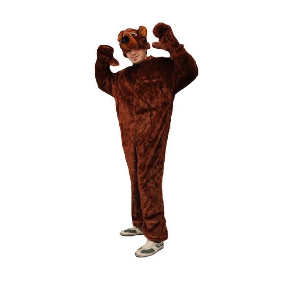 Маскарадный костюм Медведь арт. 7C-1251