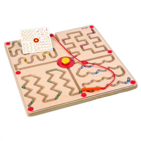 Детская развивающая настольная игра Магнитный лабиринт №2 арт. 522393