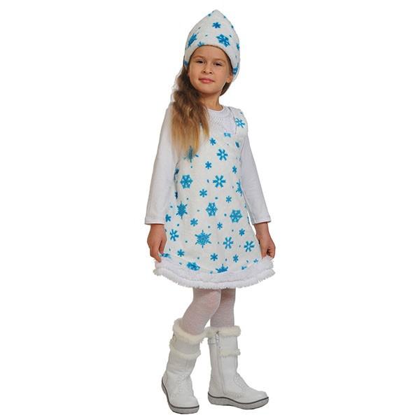 Карнавальный костюм Снежинка арт. 3013