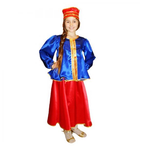 Карнавальный костюм Масленица арт. 102 030 164