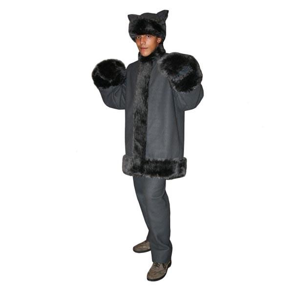 Карнавальный костюм Волк арт KKVm-8sers