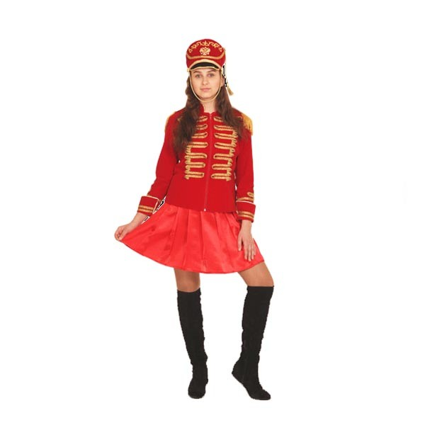 Карнавальный костюм Мажоретка арт. 102090116