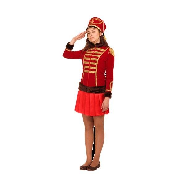 Карнавальный костюм Мажоретка арт. 102091164