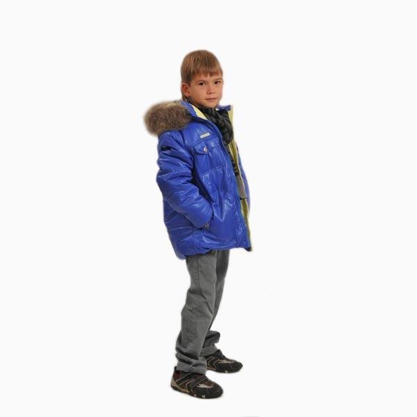 Куртка для мальчика Кен