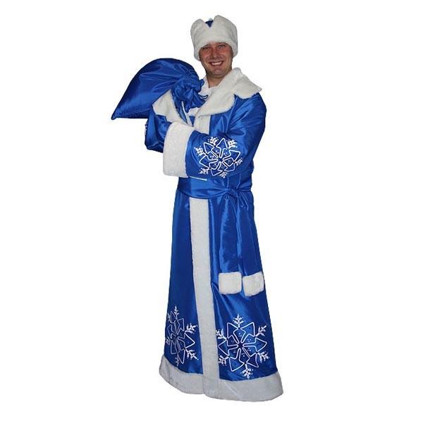 Карнавальный костюм Деда Мороза арт M-104s
