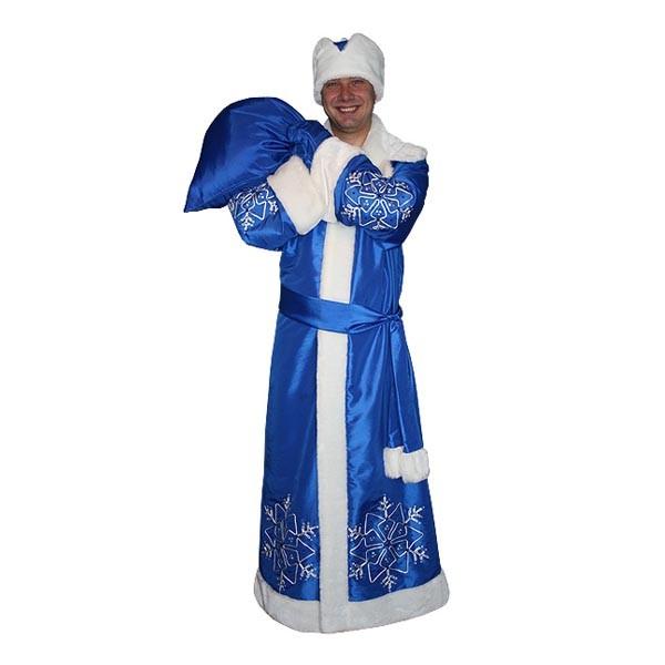 Карнавальный костюм Деда Мороза арт M-128s