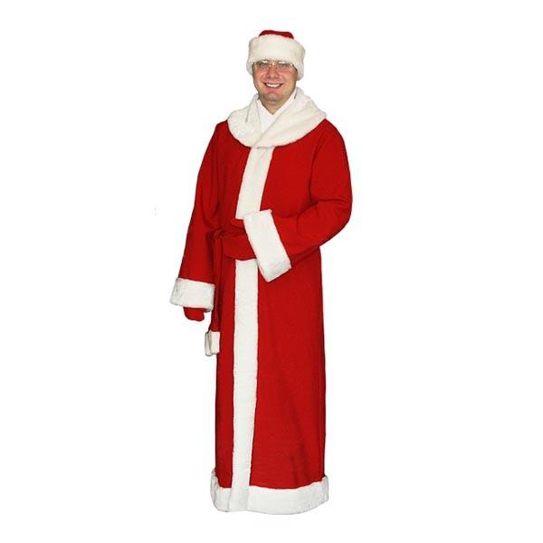 Карнавальный костюм Деда Мороза арт M-8k