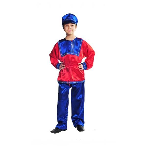 Маскарадный костюм Ванюша арт. 101 035 164