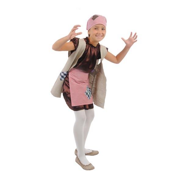 Маскарадный костюм Баба Яга арт. 102 032 164