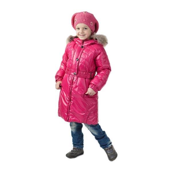 Пальто для девочки Аризона