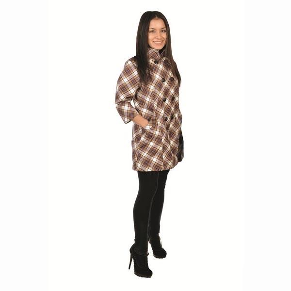 Пальто для девочки Элиза