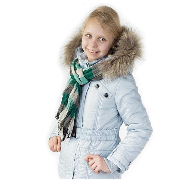 Пальто для девочки Виола