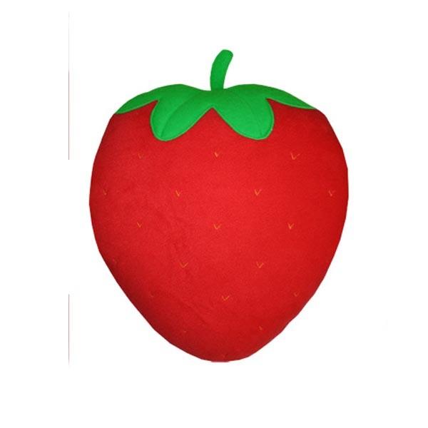 Декоративная подушка Клубника арт strawberry_r