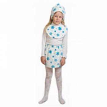 Карнавальный костюм Снежинка K01-3013