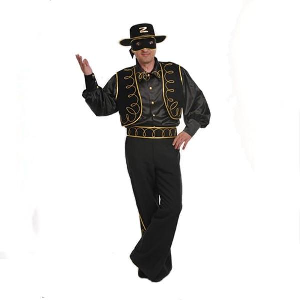 Маскарадный костюм Зорро арт. 1009