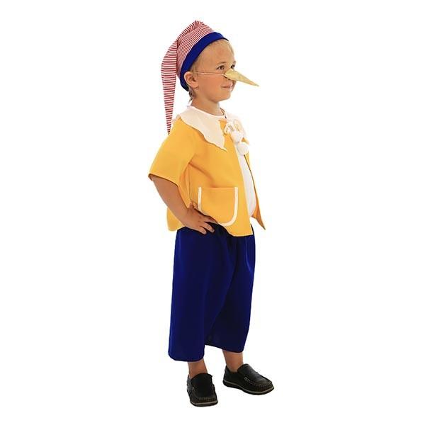 Маскарадный костюм Буратино арт. 101 002 098