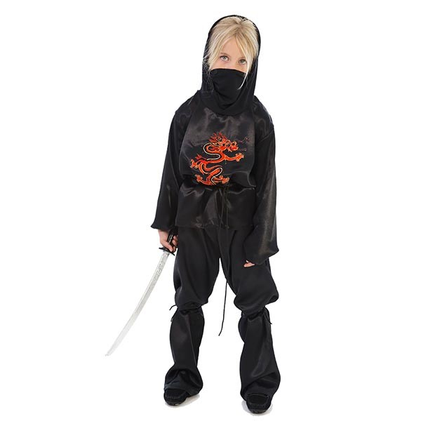 Маскарадный костюм Ниндзя арт. 101 008 116
