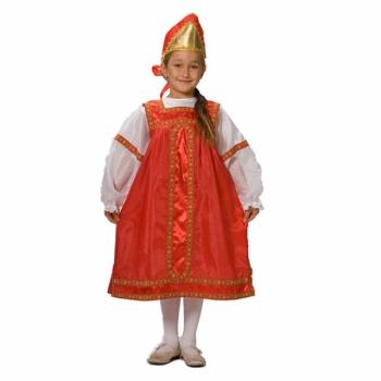 Маскарадный костюм Василиса арт. 102 007 116