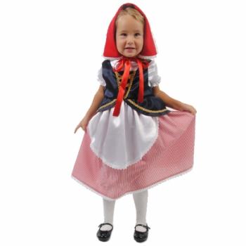 Маскарадный костюм Красная шапочка Люкс арт. 102 052 104