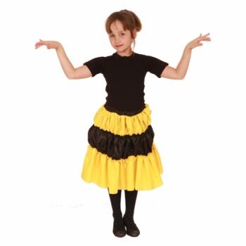 Маскарадный костюм Юбка - Пчелка арт. 103 006 122