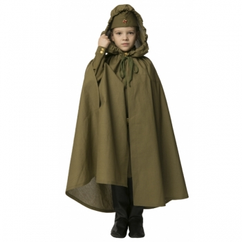 Костюм Плащ-палатка солдатская взрослая