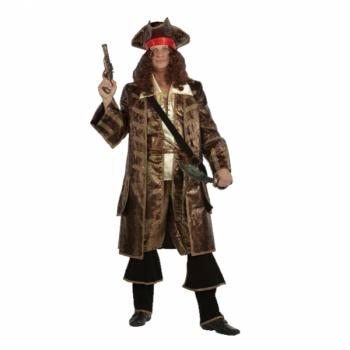 Маскарадный костюм Капитан пиратов арт. 1130