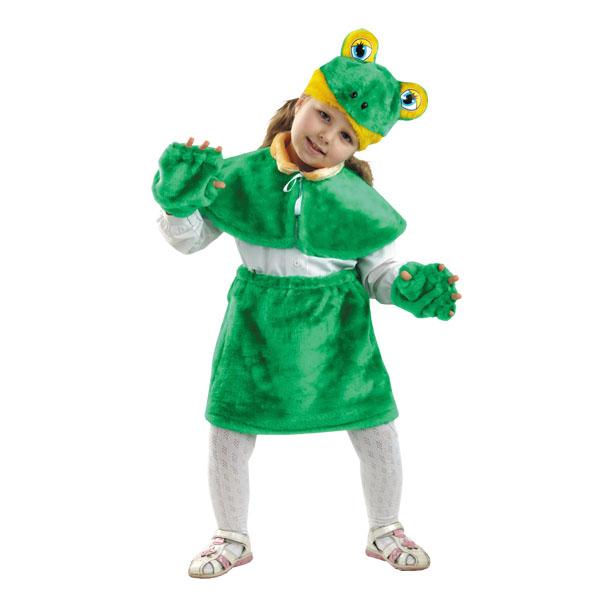 Карнавальный костюм Лягушка мех