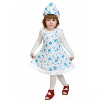 Карнавальный костюм Снежинка K2013
