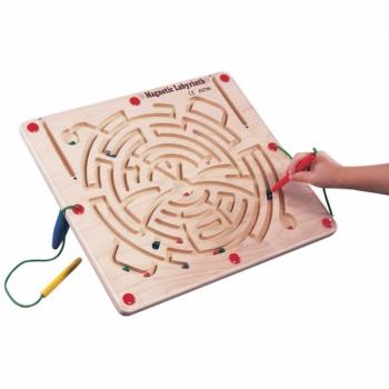 Детская развивающая игра Магнитный лабиринт