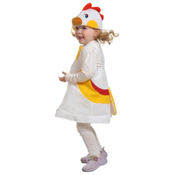Карнавальный костюм Курочка k2061