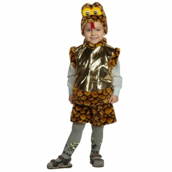 Карнавальный костюм Питончик (шёлк)