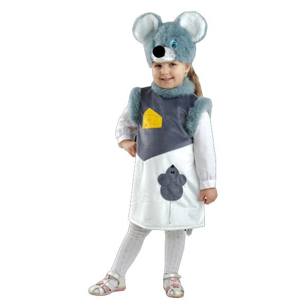 Карнавальный костюм Мышка Мауси арт. 275