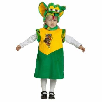 Карнавальный костюм Змейка (плюш)