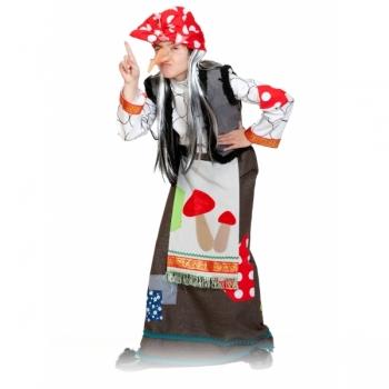 Карнавальный костюм Баба Яга k5002