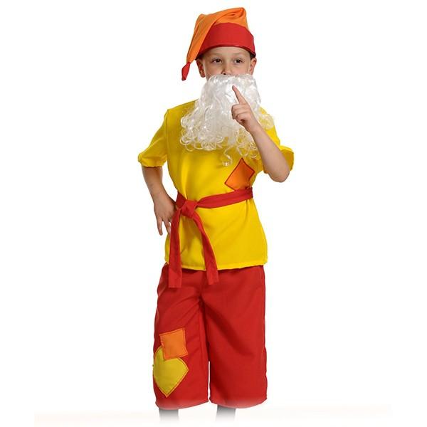 Карнавальный костюм Гном Скромник k5008