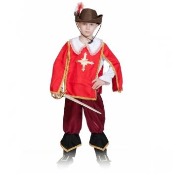 Карнавальный костюм Мушкетер Портос k5070