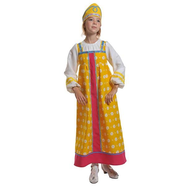Карнавальный костюм Аленушка k5077