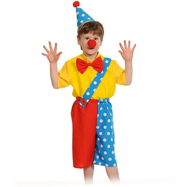 Карнавальный костюм Клоун Чудик k5121