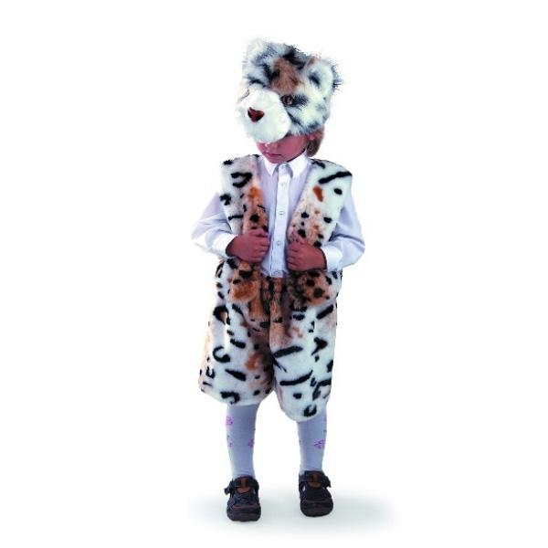 Маскарадный костюм Снежный барс