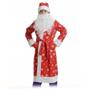 Костюм Дед Мороз k7005
