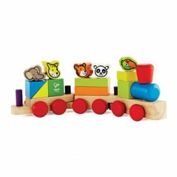 Детская развивающая игра Паровозик с животными
