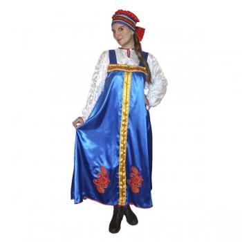 Русский народный маскарадный костюм арт. 7C-1075