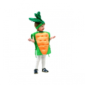Маскарадный костюм Морковка арт. 7C-514
