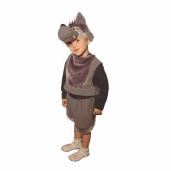Маскарадный костюм Волчонок арт. 7C-640