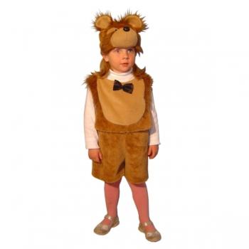 Маскарадный костюм Медвежонок Мишутка арт. 7C-641