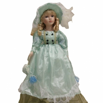 Фарфоровая кукла Emma