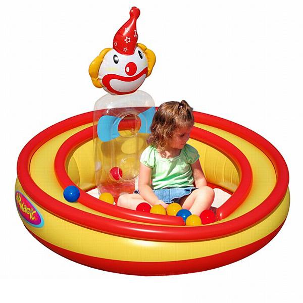 Надувной бассейн для малышей